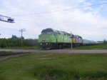 VIA 15 at Memramcook June 7 2008